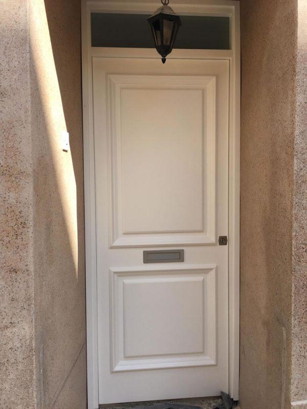Main door_applied beading type